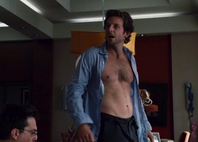 Bradley Cooper Nude Beach