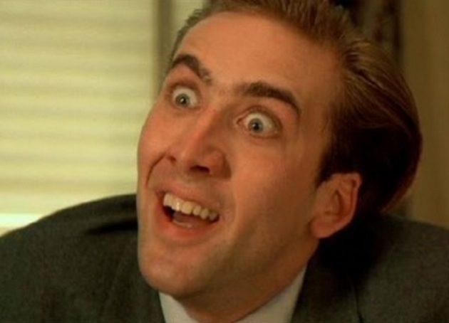 Nicolas Cage Nouveau Shamanic