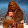 That's When George Lucas Lent Chewbacca to Glee
