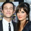 Zooey Deschanel and Joseph Gordon-Levitt at the premiere of 500 Days of Summer, Getty Images