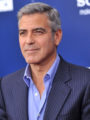 """NEW YORK, NY - OCTOBER 05:  Actor George Clooney attends the premiere of """"The Ides of March"""" at the Ziegfeld Theater on October 5, 2011 in New York City.  (Photo by Stephen Lovekin/Getty Images)"""