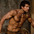 Luke Evans and Henry Cavill on the Blood, Sweat, and Skipped Meals That Went into Those Immortals Abs
