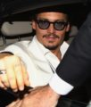 CANNES, FRANCE - MAY 14:  Actor Johnny Depp is seen during the 64th Cannes Film Festival on May 14, 2011 in Cannes, France.  (Photo by Andreas Rentz/FilmMagic)
