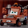 The Cars 2 Trailer Gets Re-Imagined in LEGO