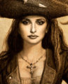 Penelope Cruz Gets Sketchy in New Pirates of the Caribbean: On Stranger Tides Art