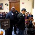 Josh Fox Arrest