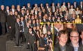 Awesome Animators Photo-Bomb 2012 Oscar-Nominee Group Picture