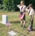 File Under Never: Boy Scouts vs. Zombies