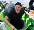 James Cameron Reaches, Tweets From Ocean's Deepest Point