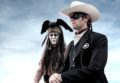 First Look: Johnny Depp and Armie Hammer in The Lone Ranger