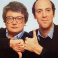 Roger Ebert and Gene Siskel