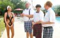 Kate Upton's Three Stooges 'Nun-kini' Irks Catholic League, Naturally