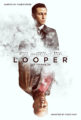 Looper Poster: Bruce Willis, Joseph Gordon-Levitt Flip Out