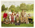 Moonrise Kingdom Cast Gathers For Frowny 'Vintage Team Photo'