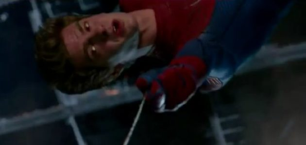 Amazing Spider-Man preview