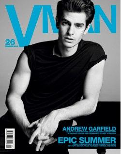 Andrew Garfield Vman