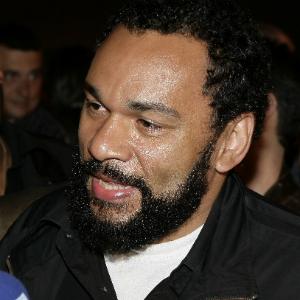 Dieudonne Cannes Anti-Semite