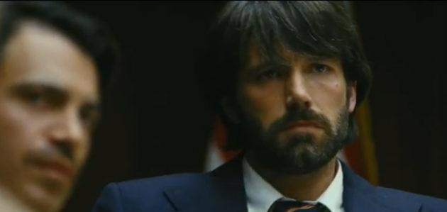 Ben Affleck - Argo trailer