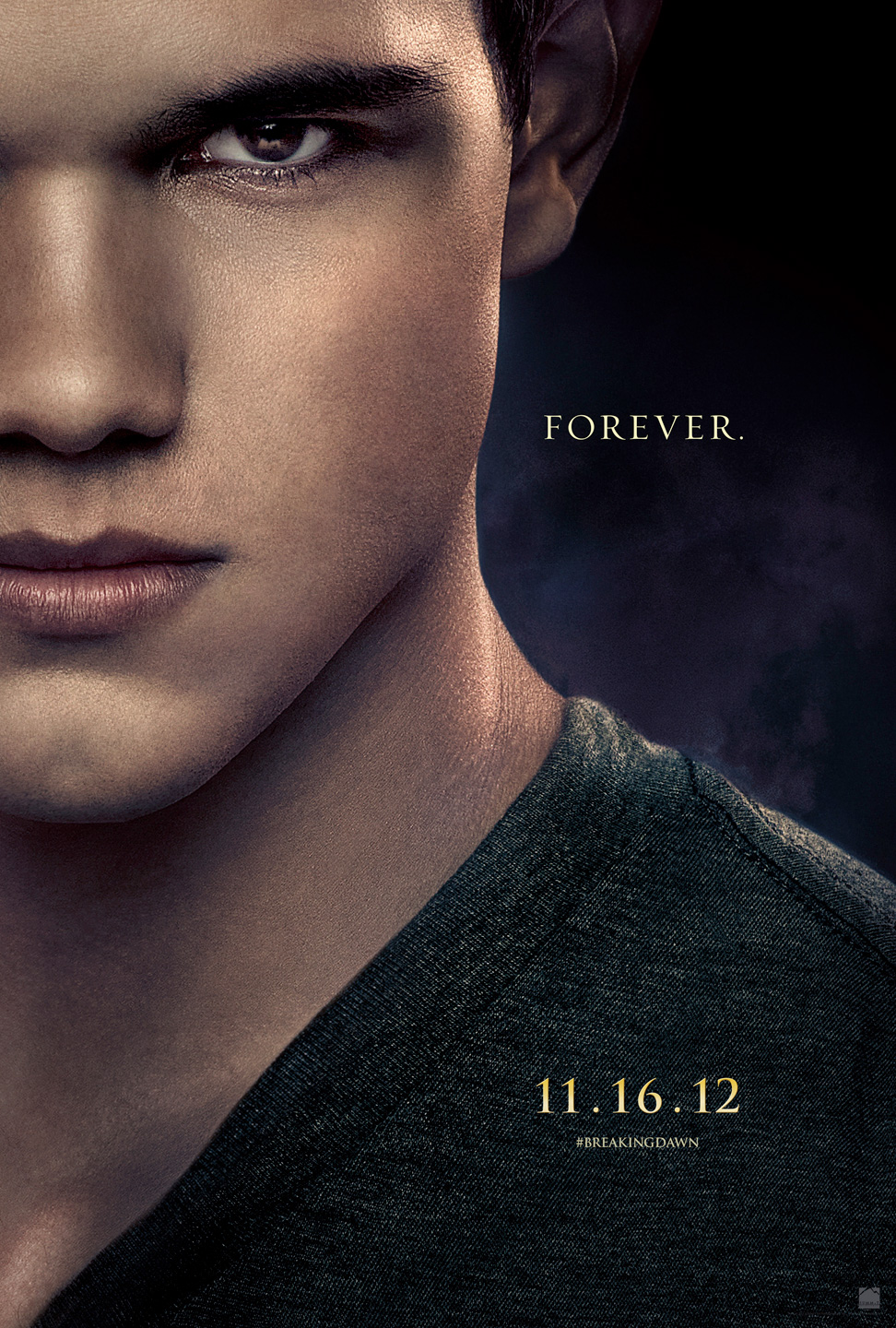 'Breaking Dawn Part 2' poster - Jacob