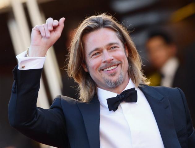 Cannes - Brad Pitt