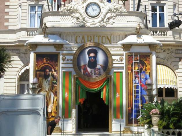 Cannes 2012 - Dictator