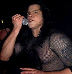 Glenn Danzig - Wolverine