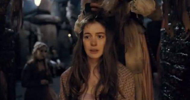 Anne Hathaway - Les Mis teaser
