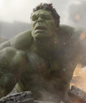 Hulk in Calcutta