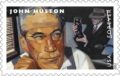 John Huston Postage Stamps Will Save Snail Mail