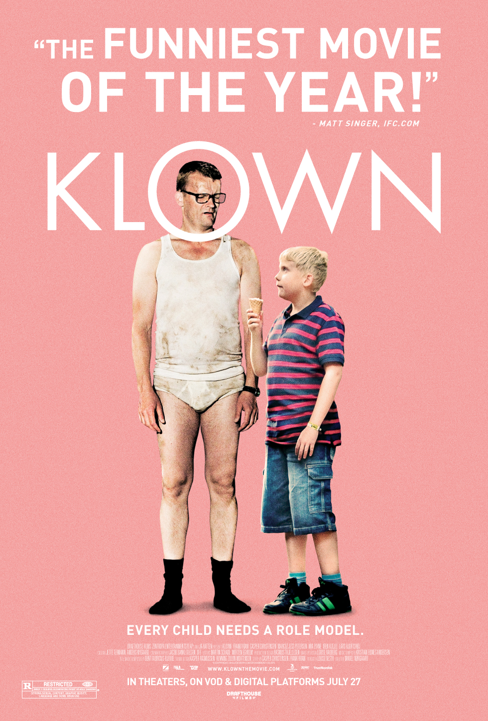 Klown The Movie poster