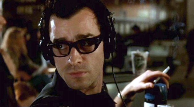 Justin Theroux in Mulholland Drive