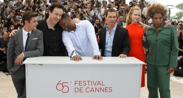 'The Paperboy' - Cannes Film Festival