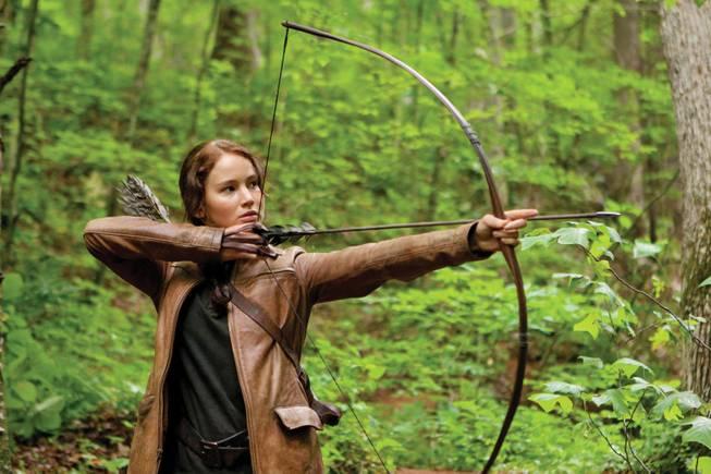 Hunger Games MTV Movie Awards 2012