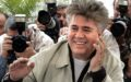 "SPANISH DIRECTOR ALMODOVAR JOKES AT PHOTOCALL FOR HIS MOVIE ""LA MALA EDUCACION"" (BAD EDUCATION) AT 57TH CANNES FILM FESTIVAL... Spanish director Pedro Almodovar jokes during a photocall for his movie ""La Mala Educacion"" (Bad Education) in Cannes, May 12, 2004. Almodovar's film is screened out of competition on opening night of the 57th Cannes Film Festival as Spain launches the film festival for the first time.       REUTERS/John Schults"