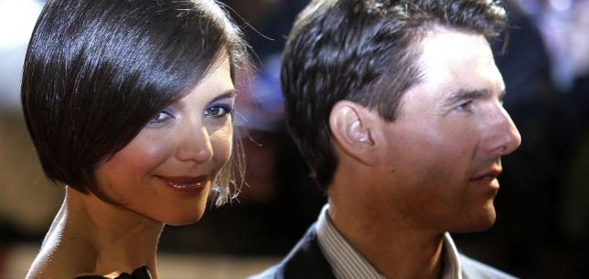Tom Cruise Katie Holmes Divorce