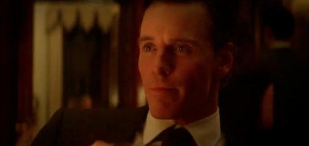 Michael Fassbender as James Bond