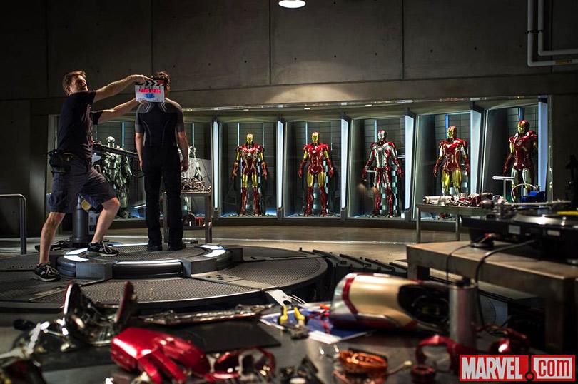 Iron Man 3 first image