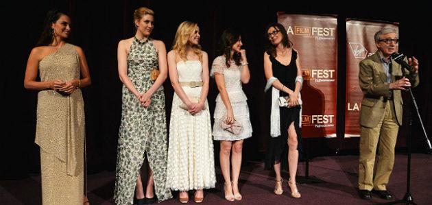 To Rome with Love, Woody Allen, Penelope Cruz, Greta Gerwig