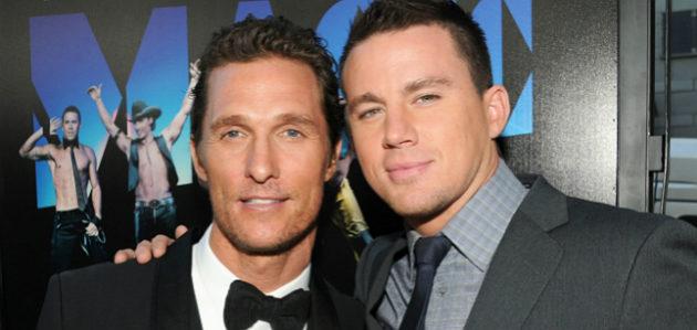 Magic Mike - Matthew McConaughey, Channing Tatum
