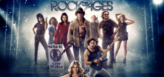 Rock of Ages stage to screen