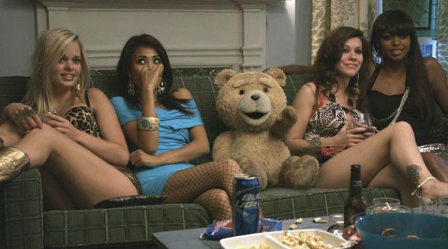 Ted - plushie sex symbol
