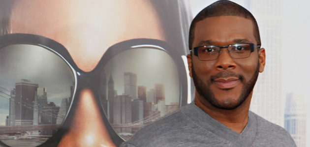 Tyler Perry interview - Madea's Witness Protection