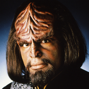 Star Trek Worf