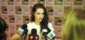 Twilight: Breaking Dawn - Part 2 Stars Kristen Stewart, Robert Pattinson & Taylor Lautner Give the Dish at Comic-Con
