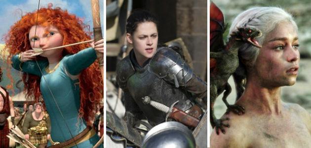 Brave - SWATH - Game of Thrones - Anti-Princesses