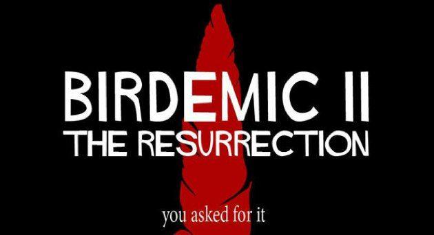 Birdemic 2 title card