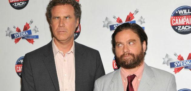 Campaign - Will Ferrell, Zach Galifianakis