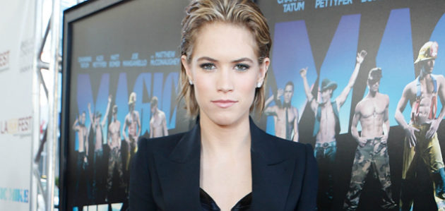 Cody Horn - Magic Mike, End of Watch