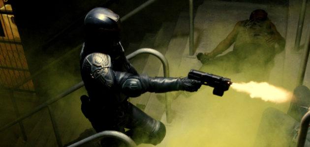 Dredd 3D - Comic-Con