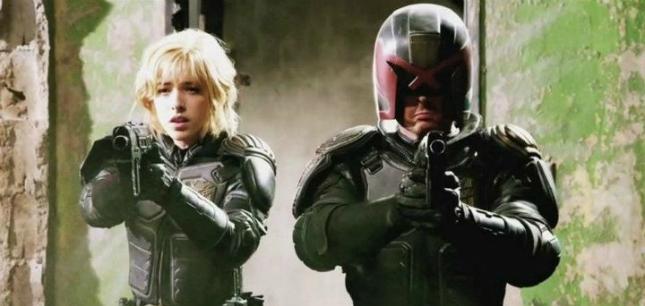 Dredd 3D - Karl Urban, Olivia Thirlby